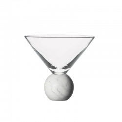 ON THE ROCK Martini Glass - Glassware - Accessories -  Silvera Uk