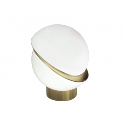 CRESCENT - Table Lamp - Showrooms -  Silvera Uk