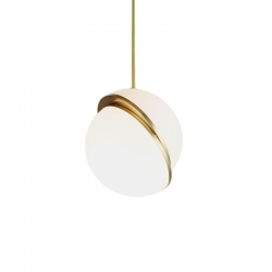 MINI CRESCENT - Pendant Light - Designer Lighting -  Silvera Uk