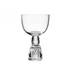 HALF CUT CONE Wine glass - Glassware - Accessories -  Silvera Uk