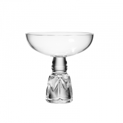 HALF CUT CONE Champagne Coupe - Glassware - Accessories -  Silvera Uk