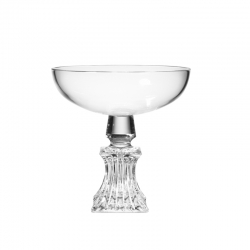 HALF CUT SQUARE Champagne Coupe - Glassware - Accessories -  Silvera Uk