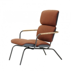 BLUEMOON - Easy chair - Showrooms -  Silvera Uk