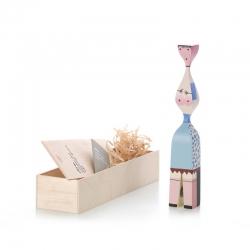WOODEN DOLL No. 7 - Unusual & Decorative Objects - Accessories - Silvera Uk