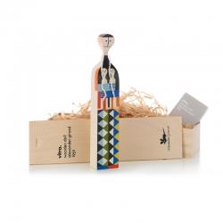WOODEN DOLL No. 5 - Unusual & Decorative Objects - Accessories - Silvera Uk