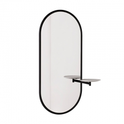 MICHELLE Wall mirror - Mirror - Showrooms -  Silvera Uk