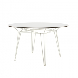 PARISI HPL - Dining Table - Spaces -  Silvera Uk