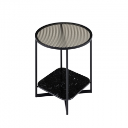 MOHANA S - Side Table - Showrooms -  Silvera Uk
