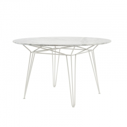 PARISI Marble - Dining Table - Designer Furniture -  Silvera Uk