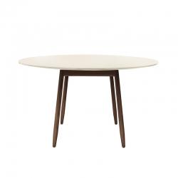 ICHA  Ø 125 - Dining Table - Designer Furniture -  Silvera Uk
