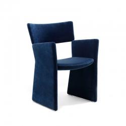 CROWN - Dining Armchair - Designer Furniture -  Silvera Uk