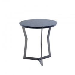 STAR MINI Marquina - Side Table - Designer Furniture -  Silvera Uk