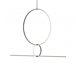 ARRANGEMENTS Composition 3 - Pendant Light - Showrooms -  Silvera Uk