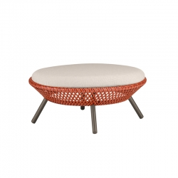 AHNDA Footstool/ low table - Pouffe - Designer Furniture -  Silvera Uk