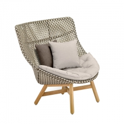 MBRACE Wing chair - Easy chair -  -  Silvera Uk