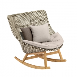 MBRACE rocking chair - Easy chair -  -  Silvera Uk