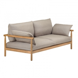 TIBBO 2 seater - Sofa - Designer Furniture -  Silvera Uk