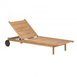 TIBBO Beach chair - Easy chair - Designer Furniture -  Silvera Uk