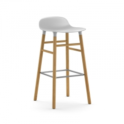FORM BARSTOOL - Bar Stool - Showrooms -  Silvera Uk