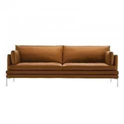 WILLIAM 3 seater L 224 - Sofa - Designer Furniture -  Silvera Uk