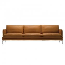WILLIAM 3 seater L 266 - Sofa - Designer Furniture -  Silvera Uk