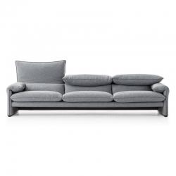 MARALUNGA 40 MAXI 3 seater - Sofa - Designer Furniture -  Silvera Uk