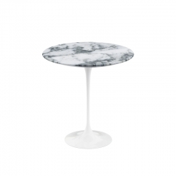 SAARINEN marble - Side Table - Designer Furniture -  Silvera Uk