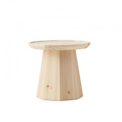 PINE - Side Table - Designer Furniture -  Silvera Uk