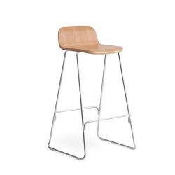 JUST BARSTOOL - Bar Stool - Designer Furniture -  Silvera Uk
