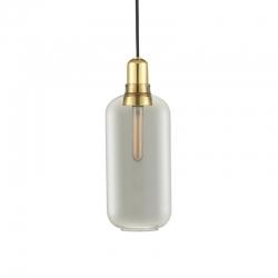 AMP brass Large - Pendant Light - Designer Lighting -  Silvera Uk