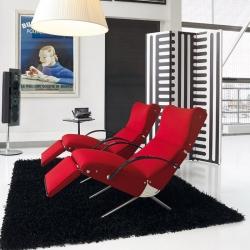 P40 - Easy chair - Designer Furniture - Silvera Uk