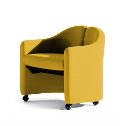 PS142 - Easy chair - Designer Furniture -  Silvera Uk