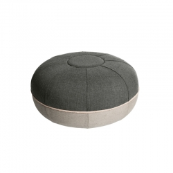 CECILIE MANZ Ø 50 - Pouffe - Designer Furniture -  Silvera Uk