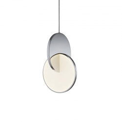ECLIPSE PENDANT LIGHT - Pendant Light - Designer Lighting -  Silvera Uk