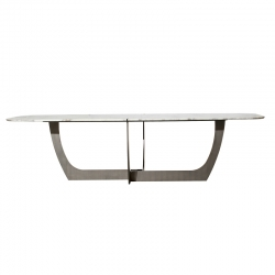 ROMEO - Dining Table - Designer Furniture -  Silvera Uk