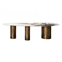 LAGOS - Dining Table - Showrooms -  Silvera Uk