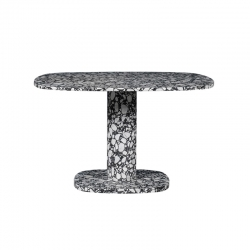 MATERA 120x120 - Dining Table - Designer Furniture -  Silvera Uk