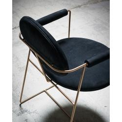 GEMMA - Dining Armchair - Designer Furniture - Silvera Uk