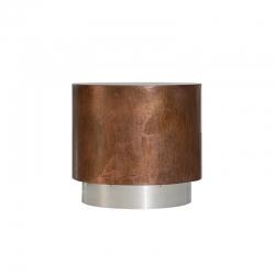 LOREN Ø 50 - Side Table - Designer Furniture -  Silvera Uk