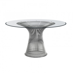 PLATNER Ø 135 - Dining Table -  -  Silvera Uk