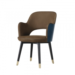 COLETTE ARMCHAIR - Dining Armchair - Showrooms -  Silvera Uk