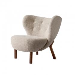 LITTLE PETRA VB1 Karakorum - Easy chair - Designer Furniture -  Silvera Uk