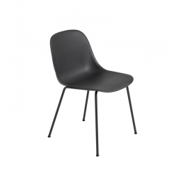 FIBER CHAIR 4 Steel legs - Dining Chair -  -  Silvera Uk