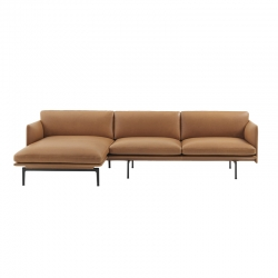 OUTLINE sunlounger - Sofa - Themes -  Silvera Uk