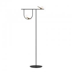 YANZI - Floor Lamp - Designer Lighting -  Silvera Uk