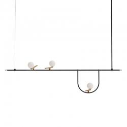 YANZI 1 - Pendant Light - Designer Lighting -  Silvera Uk