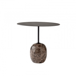 LATO LN9 - Side Table - Showrooms -  Silvera Uk