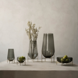 ECHASSE BOWL Large - Table Centrepiece - Accessories - Silvera Uk
