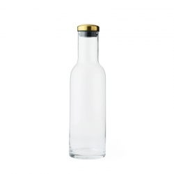 WATER BOTTLE - Glassware - Accessories -  Silvera Uk