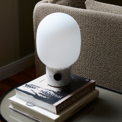 JWDA Marble - Table Lamp - Designer Lighting - Silvera Uk